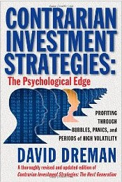 Contrarian Investment Strategies (book cover)
